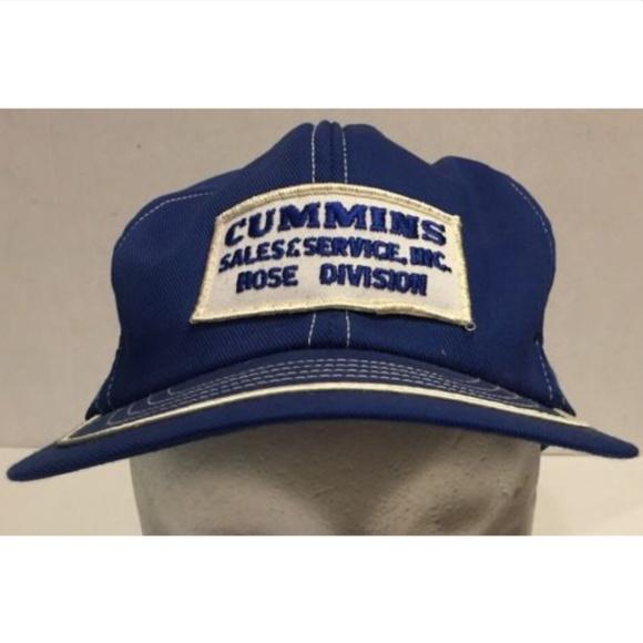 ... Cummins Snapback Trucker Hat. M 5b946b78a5d7c6c811d23ae3 80649687ebad